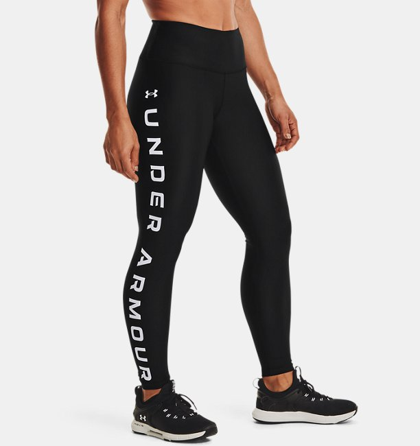 Damen HeatGear® Armour Leggings mit Branding