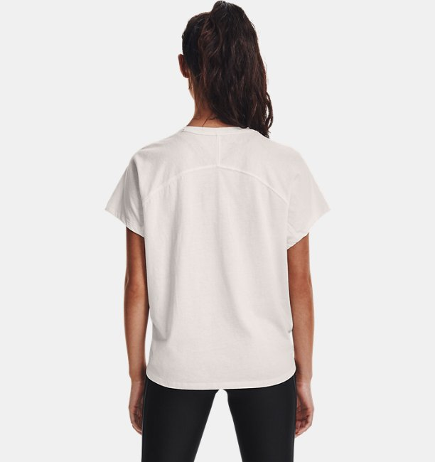 Playera Manga Corta Project Rock Outwork para Mujer