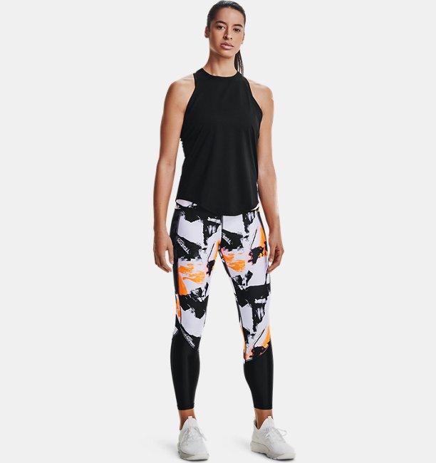 Camiseta sin mangas Project Rock HeatGear® para mujer