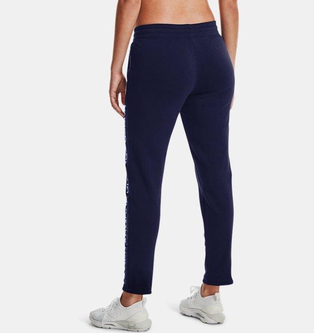 Pantalones UA Rival Fleece Gradient para Mujer
