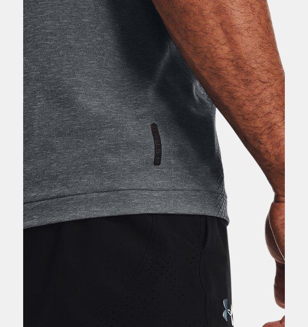 Mens UA RUSH™ Seamless Strength Short Sleeve