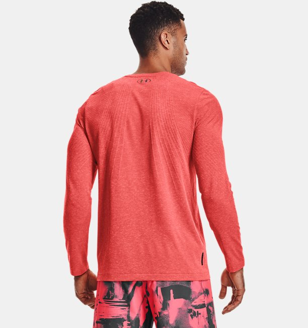 Mens UA RUSH™ Seamless Long Sleeve