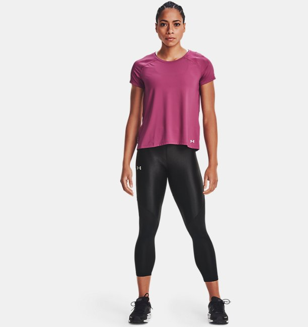Women's UA Iso-Chill Run 7/8 Tights