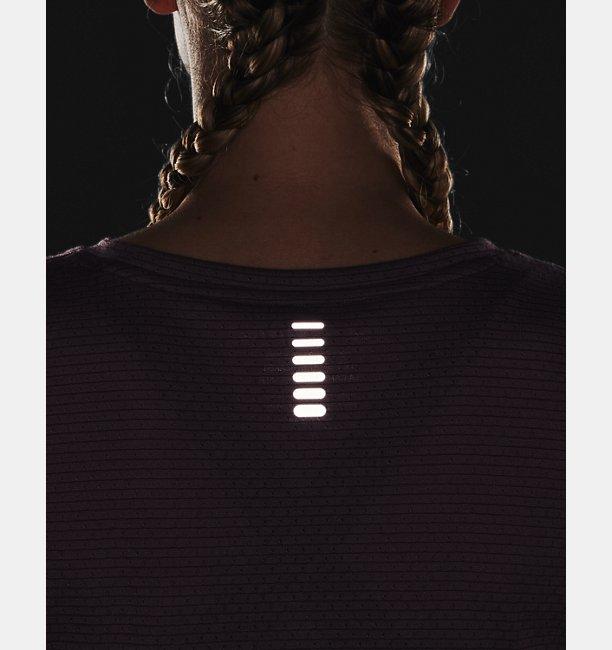 Womens UA Streaker Run Short Sleeve