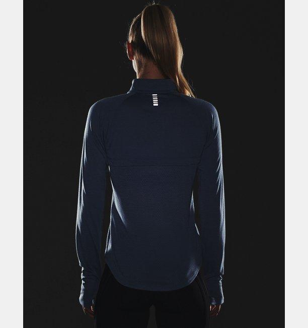 Womens UA Streaker Run ½ Zip