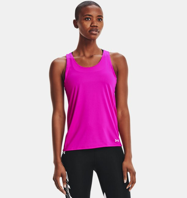 Womens UA Fly-By Tank