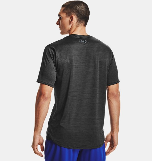 Mens UA Training Vent 2.0 Short Sleeve
