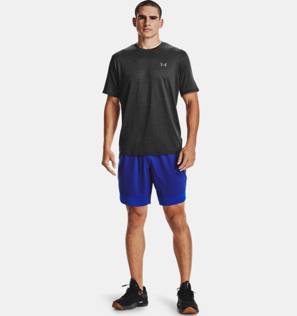 Men's UA Training Vent 2.0 Short Sleeve