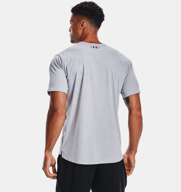 Mens UA CoolSwitch Short Sleeve