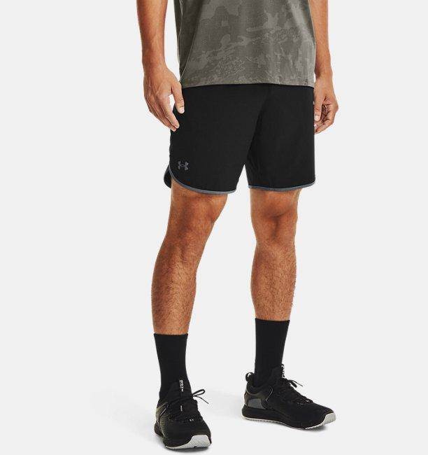 Mens UA HIIT Woven Shorts