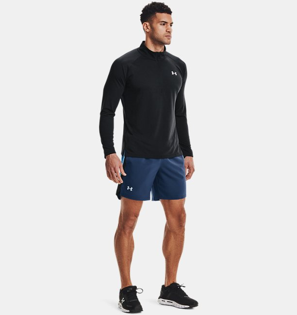 Men's UA Streaker Run ½ Zip