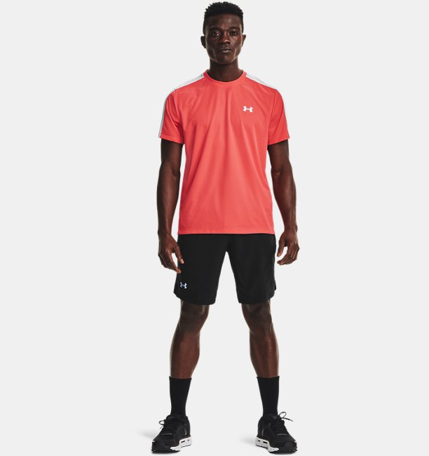 Mens UA Speed Stride Short Sleeve