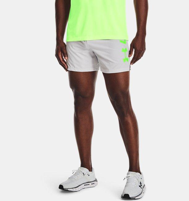 Mens UA Speedpocket 5 Shorts