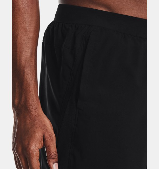 Mens UA Launch Run 7 Shorts