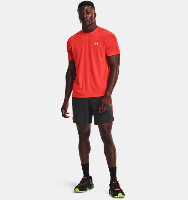 Shorts UA Launch Run 7 para Hombre