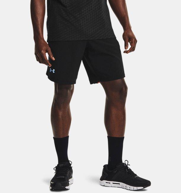 Mens UA Launch Run 9 Shorts