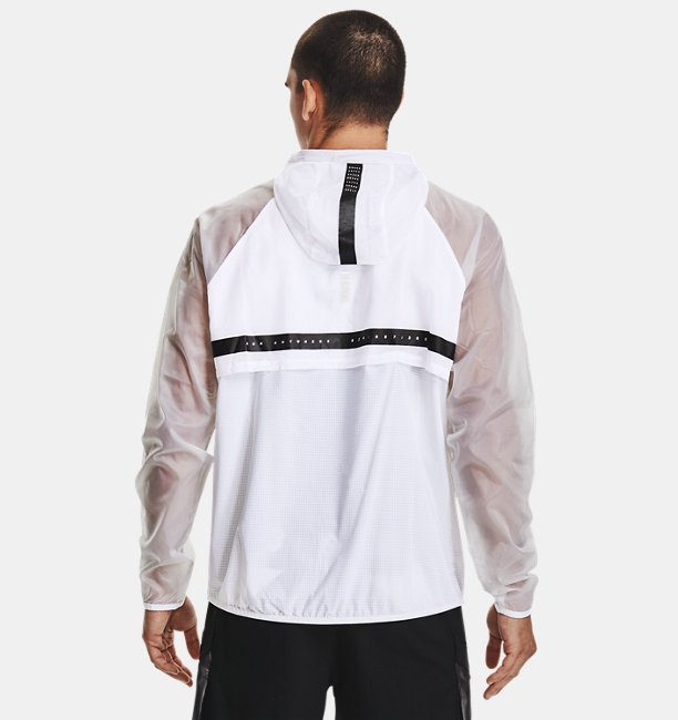 Herenjack UA Run Anywhere Anorak