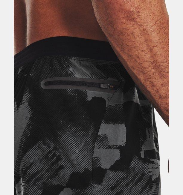 UAウーブン フロント タイ ショーツ(トレーニング/MEN)