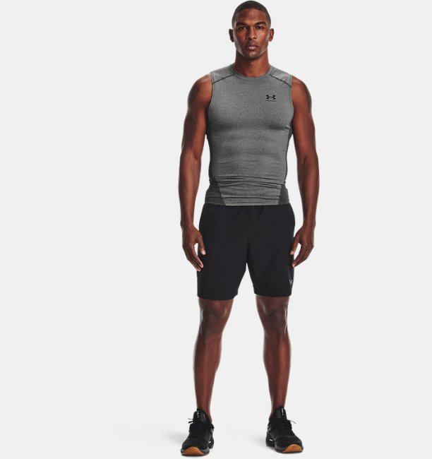 Mens HeatGear® Armour Sleeveless