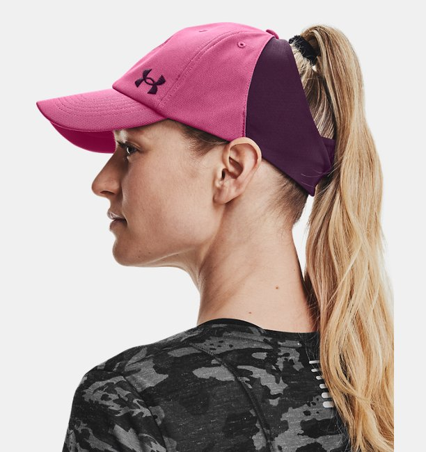 Womens UA Play Up Wrapback Cap