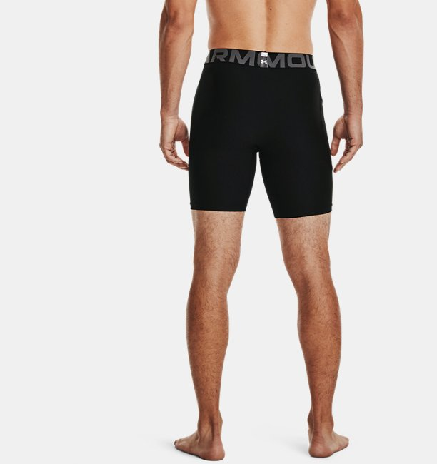 Mens HeatGear® Armour Compression Shorts