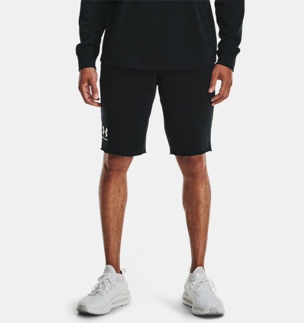 Mens UA Rival Terry Shorts