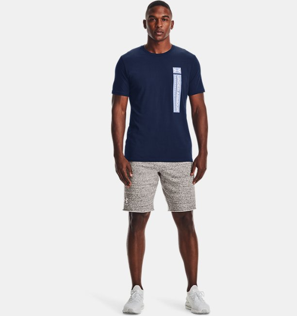 Men's UA Reflection Wave Short Sleeve