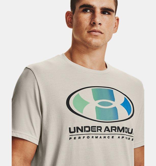 UAマルチ カラー ロッカータグ ショートスリーブ(トレーニング/MEN)