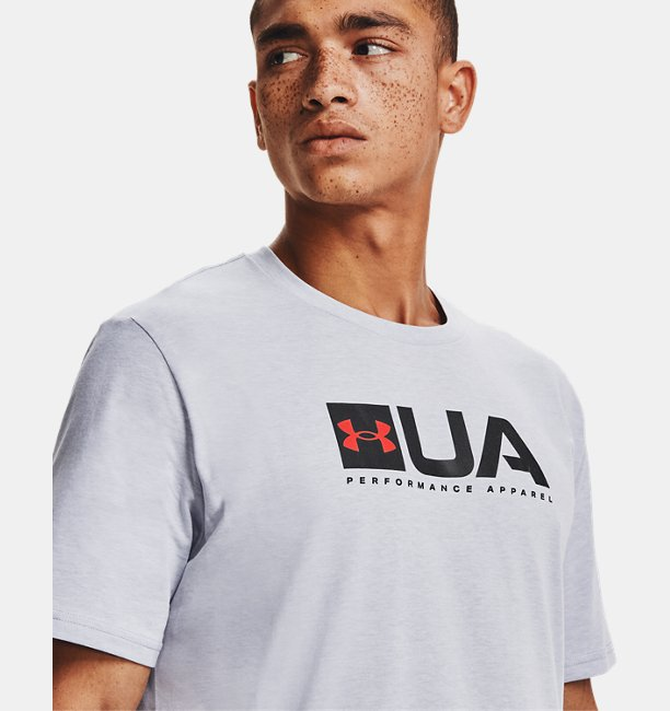 UAマルチ ロゴ ショートスリーブ(トレーニング/MEN)