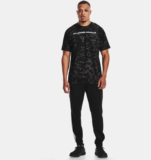 Men's UA Tech™ ABC Camo Short Sleeve