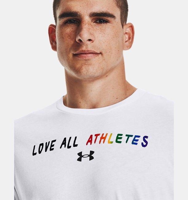 UA Pride Courage Short Sleeve