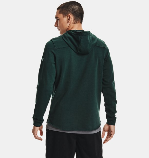 Mens Project Rock Terry Snake Hoodie