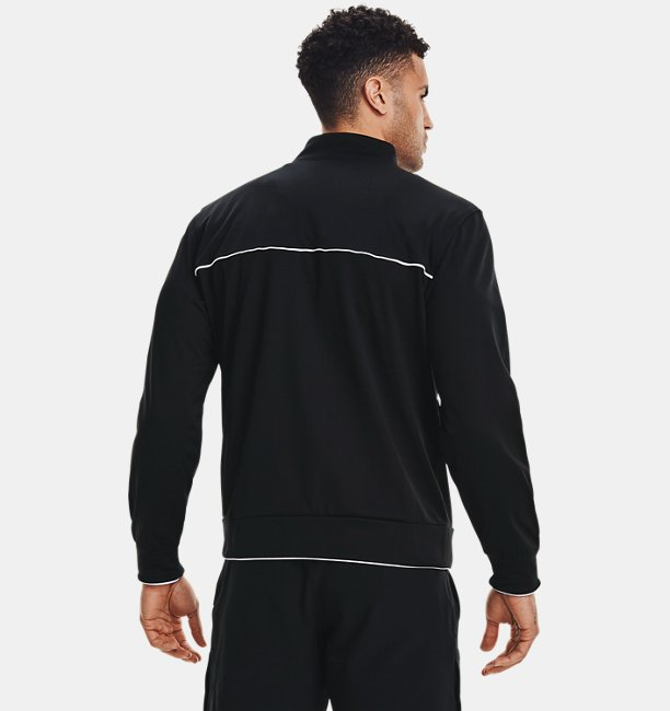 Mens Project Rock Knit Track Jacket