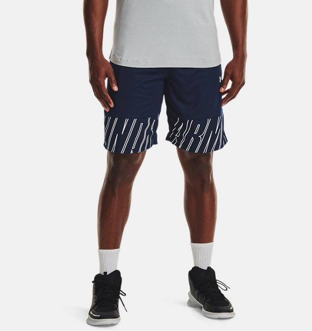 Mens UA Baseline Speed 10 Shorts