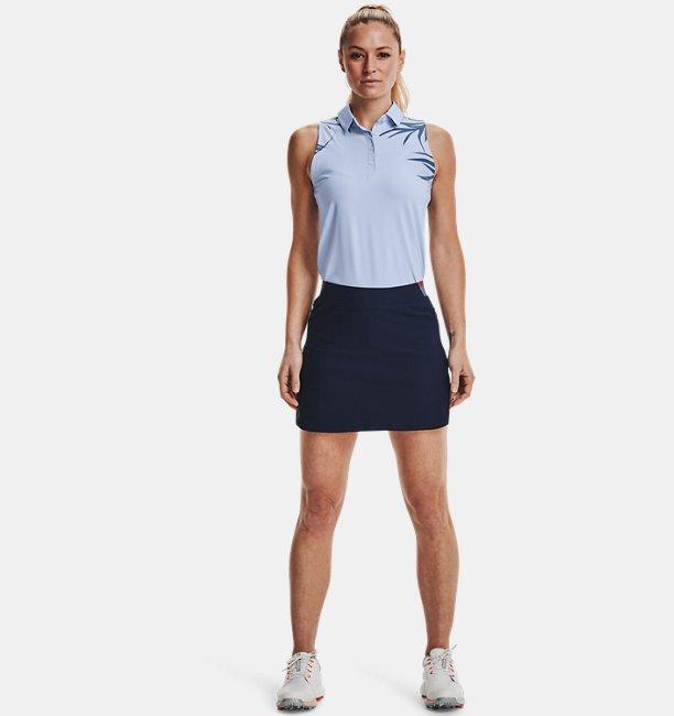 Womens UA Iso-Chill Sleeveless Polo