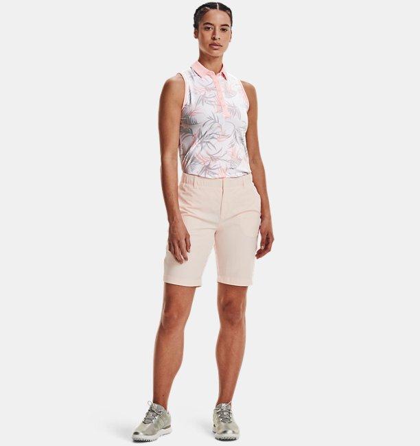 Damen Poloshirt UA Zinger, ärmellos