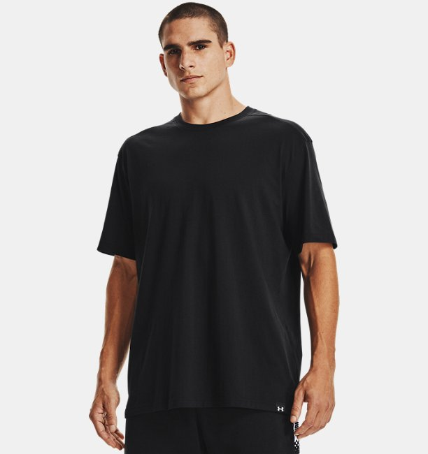 Mens UA Baseline Essential T-Shirt