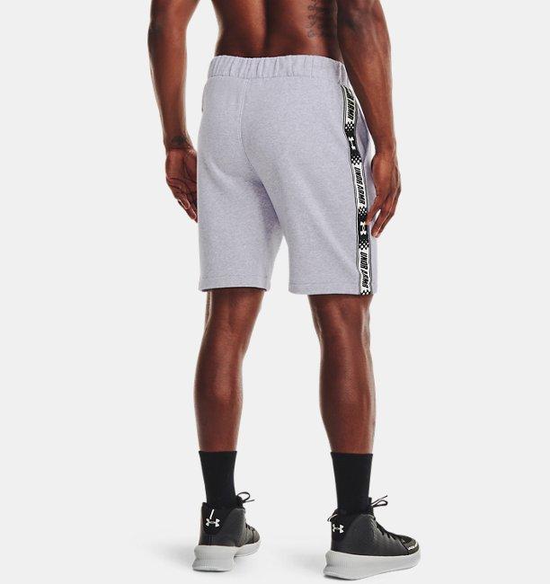 Mens UA Perimeter Fleece Shorts