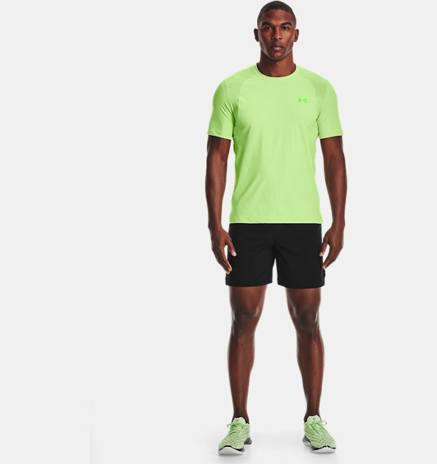 Men's UA Iso-Chill Run Short Sleeve