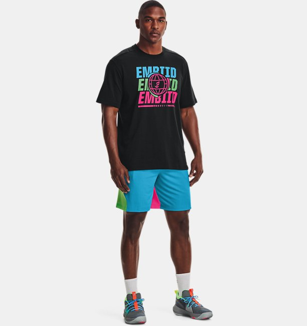 Mens UA Embiid 21 T-Shirt