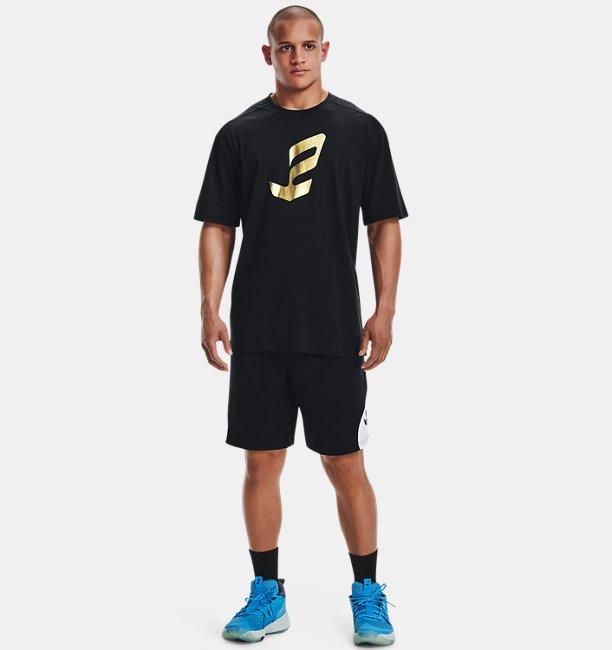 Mens UA Embiid Gold Mine T-Shirt
