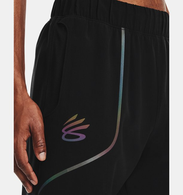 Mens Curry UNDRTD All Star Pants