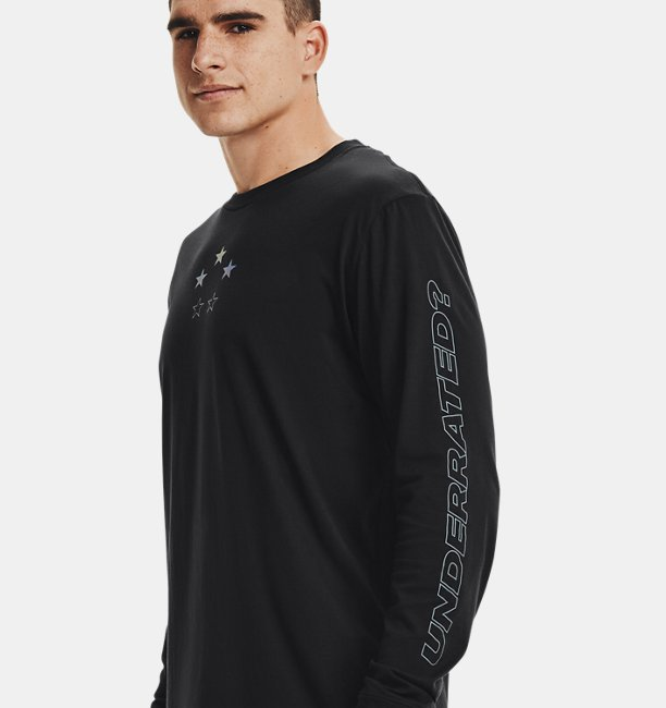 Mens Curry ASG Long Sleeve