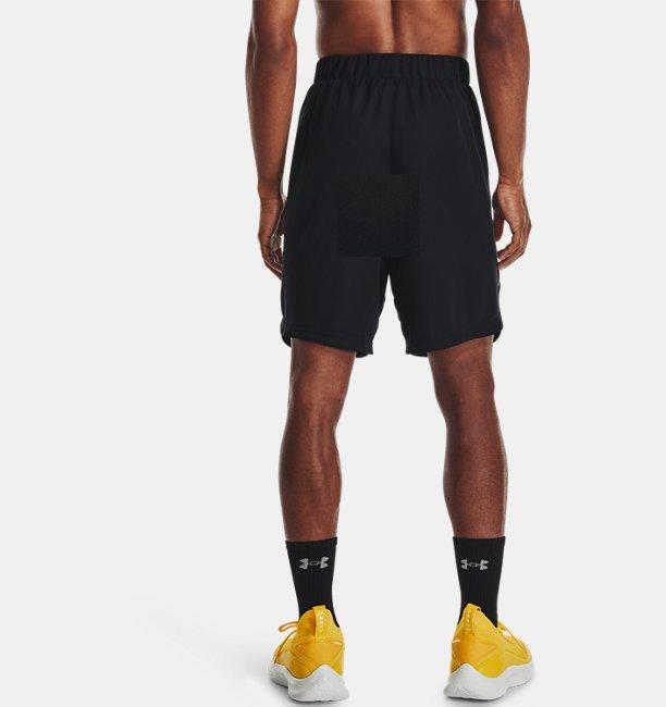 UAカリー アンダーレイテッド スプラッシュ ショーツ(バスケットボール/MEN)