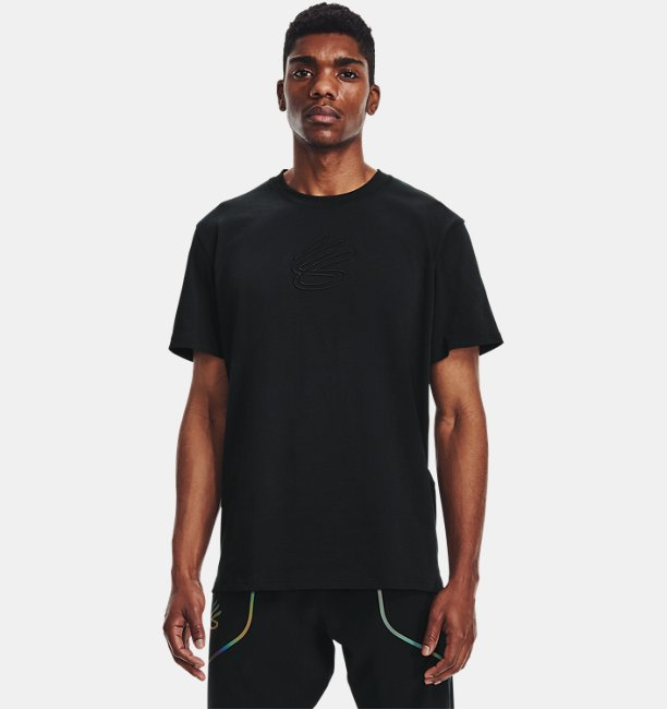 Mens Curry Embroidered UNDRTD T-Shirt