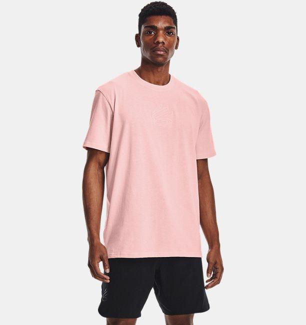 UAカリー エンブロイダード アンダーレイテッド Tシャツ(バスケットボール/MEN)