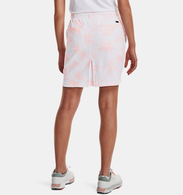 Jupe-short UA Links Woven Printed pour femme