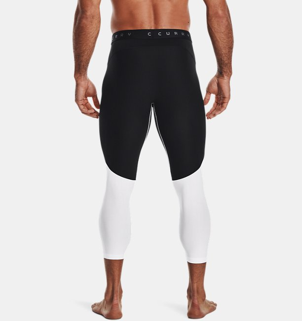 Mens Curry UNDRTD ¾ Tights