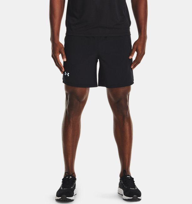 "Men's UA Launch Run 7"" Tape Shorts"