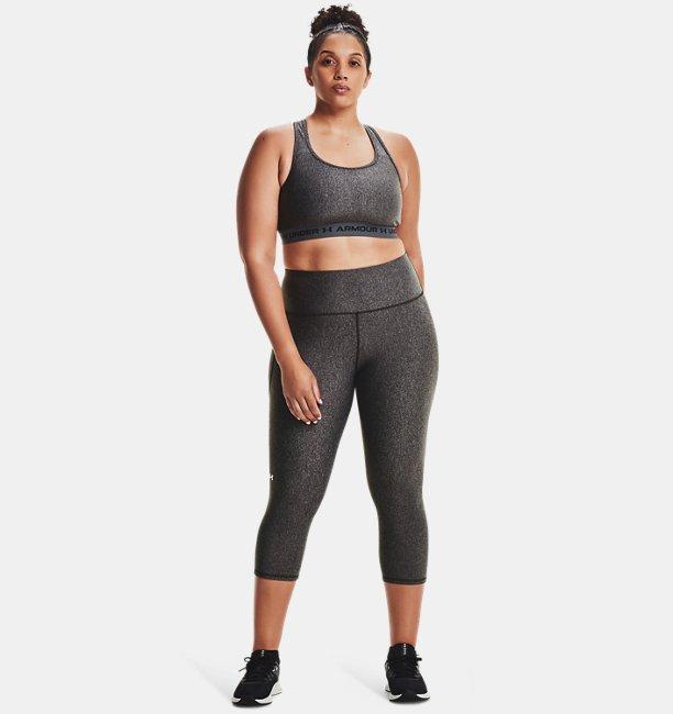 Womens HeatGear® Armour No-Slip Waistband Capris